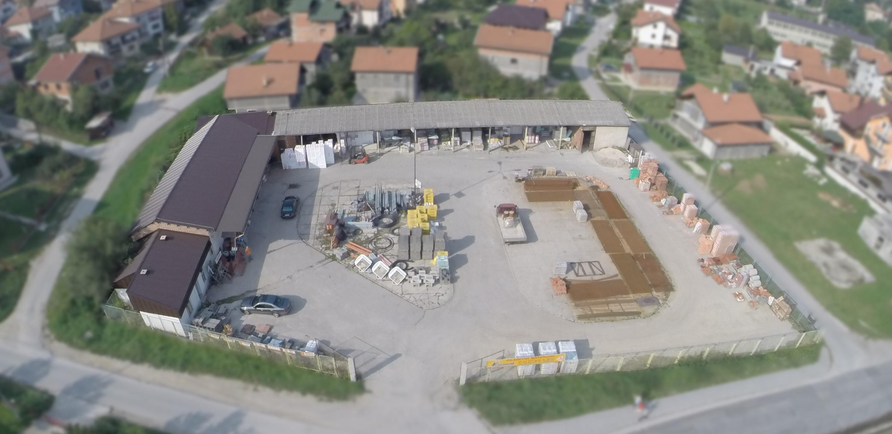 Prodajni centar DOLAC,TRAVNIK